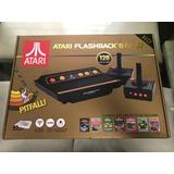 Atari Hdmi Flashback 8 Gold Dos Controles 120 Juegos