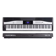 Kurzweil Ka110 Piano Digital 88 Teclas Usb Midi Pedal