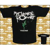 Camiseta - Banda - Rock Bandalheira My Chemical Romance 276