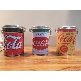 Latas Promocion Coca Cola Coleccionables