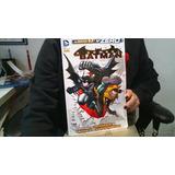 A Sombra Do Batman Os Novos 52 - Do 0 Ao 11