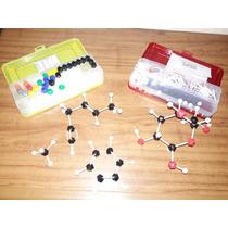 Modelo Molecular, Q. Orgánica 119 Átomos. Y Envío Incluido