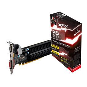 Placa De Video Vga Xfx Radeon R5-230a 2gb Ddr3 Low Profile