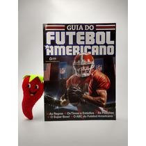 Revista Guia Do Futebol Americano (loja Do Zé)