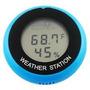 Medidor De Temperatura Umidade Previsão Do Tempo Higrometro