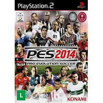 Patch Pro Evolution Soccer 2014 Pes14 Pes 14 Ps2 Play 2 Ps 2