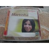 Cd - Martinha Serie Bis Jovem Guarda Cd Duplo