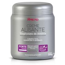 Creme Alisante Tioglicolato De Amônia Forte 500g - Amend