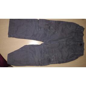 Pantalon Cargo De Nene Zara T.2/3 Boton Roto