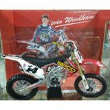 Motocross Honda Crf 450r Kevin Windhan Escala 1:12