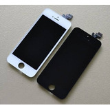 Pantalla Touch Orig. Para Iphone 5s Color Negro/blanco