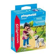 Playmobil 70154 Mama Bebe Y Perro Acc Special Plus  Full
