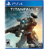 Titanfall 2 Deluxe Edition Ps4