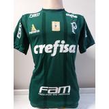 Camisa Palmeiras Especial Adulto E Infantil 2018