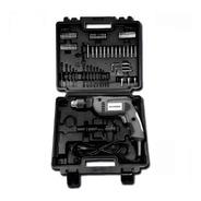 Kit Taladro Percutor Hyundai 550w + Maletin + 72 Accesorios