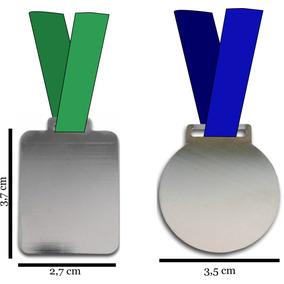 Medalha Esportiva De Metal Para Personalizar