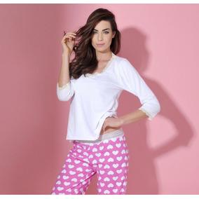 Pijama Mujer Camiseta