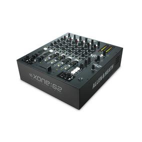 Mixer Dj Allen Heath Xone 62 Clássico Analógico Profissional