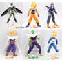 6 Figuras Dragon Ball Z. Goku Y Compañia. Envio Gratis!