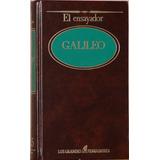 El Ensayador - Galileo Galilei -tapa Dura Imitación Piel