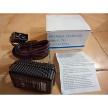 Montable Electrico Cargador Para Bateria Power Wheels 6 Volt