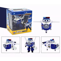 Super Wings Paul Grande 13cm - Discovery Kids