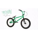 Bicicleta Bmx Fit Bike Co. Dugan 1 Verde - Ft051003