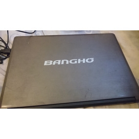 Notebook Bangho Intel I5 (acepto Bitcoin)