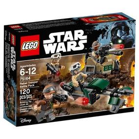 Lego Star Wars 75164 Combate Soldados Rebeldes Mundo Manias