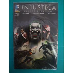 Hq Injustiça - Deuses Entre Nós - Volumes 1 - 2- 3 - 4