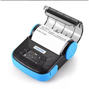 Mini Impressora Portátil 80mm Bluetooth 2.0 Android E Ios -