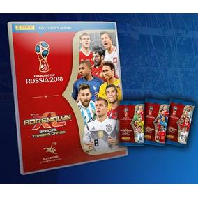 Cards Avulsos Adrenalyn Xl Fifa World Cup Russia 2018 Panini