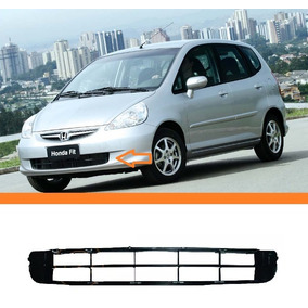 Grade Inferior Do Parachoque Honda Fit 2007 2008