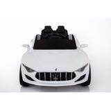 Auto Electrico 12v Maserati Licencia Original