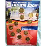12 Medalhas Estadios Copa 2006 + Brinde Outras 12 Medalhas