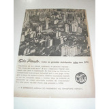 L 290/ Pbmk110 Propaganda Antiga Elevadores Otis