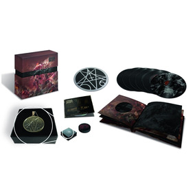 Boxset Morbid Angel - Kingdoms Disdained Super Deluxe