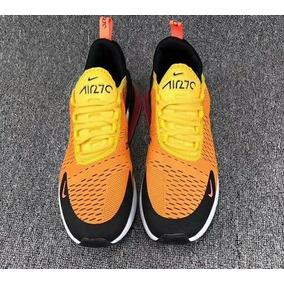 Tênis Masculino Nike Air Max Cor Principal Laranja em São Paulo Zona ... 938c2f42e35e9