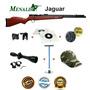 Jaguar+balines+blancos+cargadores+mira+inflador+envio Gratis
