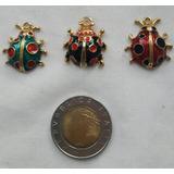 #25- Bolsa De 3 Dijes De Coquitos Esmaltados X Bs 16500