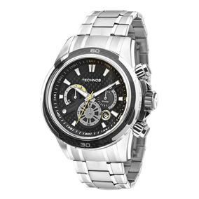 Relógio Technos Masculino Performance Carbon Js26ac/1p