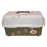 Caja De Pesca Waterdog 6 Bandejas 1 Gran Compartimiento