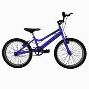 Bicicleta Niña Rin 20 X 2 Sin Cambios