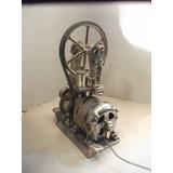 Compresor Antiguo Bronceado, Maquina, Repuesto.