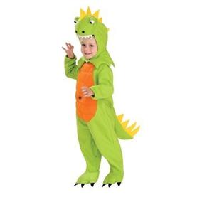 Disfraz Niño Hablando Rubíes De La Felpa Del Dinosaurio Del