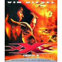 Bluray Xxx ( Xxx ) 2002 - Rob Cohen / Vin Diesel / Samuel L.