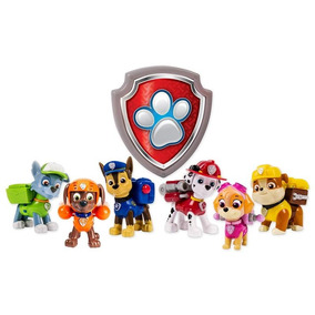 Paw 6 Pack Cachorros Transformables Exclusiva Juguetron