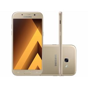 Samsung A5 2017 32gb Ouro/rosa 2chip 4g Câm16m-promoção