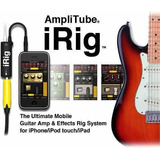 Irig Amplitube Para Ipad O Iphone