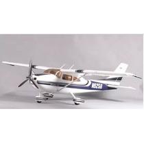 Avion Rc Cessna 182 De 1400mm 5 Canales